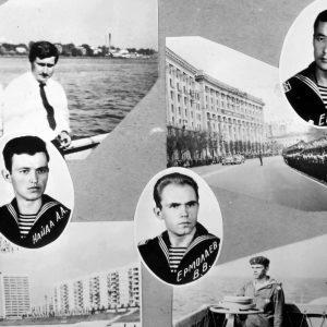 КВВМПУ 2 РОТА 1973 ГОД