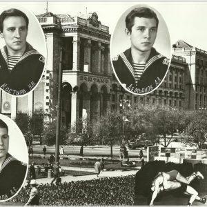 КВВМПУ 2 РОТА 1972 ГОД