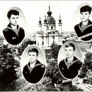 КВВМПУ 2 РОТА 1991 ГОД