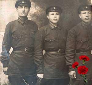 Слева – Николай Осипов