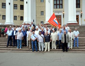 Москва. 40-летие VIII-го выпуска КВВМПУ – 30 июня 2018 года