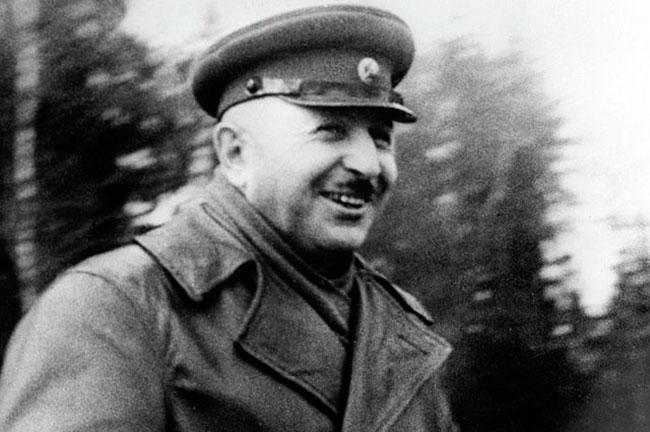 Маршал Советского Союза И.Х.Баграмян
