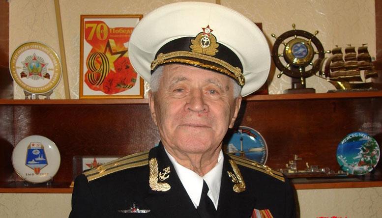 Зуев Юрий Павлович