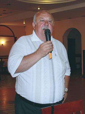 Капитан 1 ранга Шмаков В.В. (1977) — председатель Совета общественной организации «Ветераны КВВМПУ»