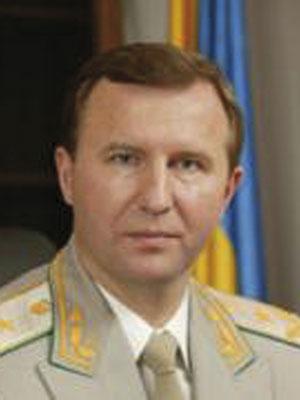 Генерал-майор таможенной службы Украины Макаренко А.В. (1986)