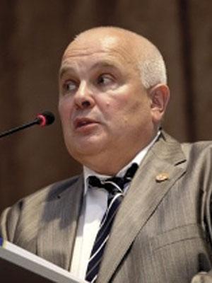 Председатель украинской Федерации работников негосударственных служб безопасности Шабовта С.Б. (1977)