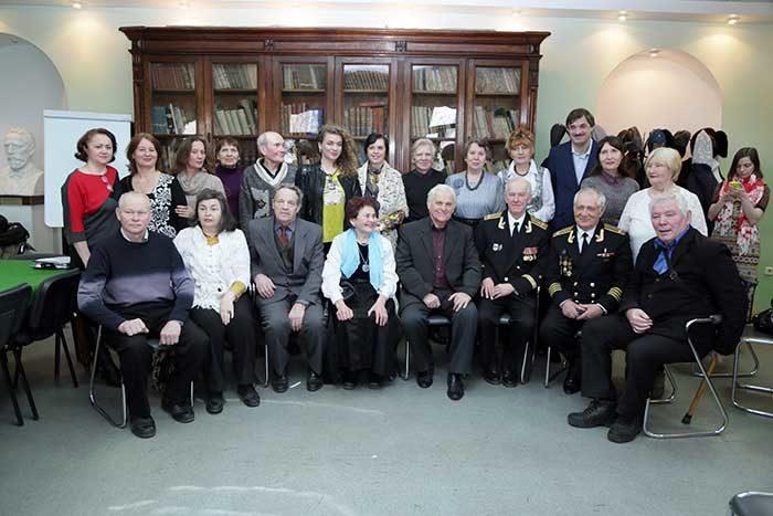 Литературная студия «Паруса» г. Владивосток