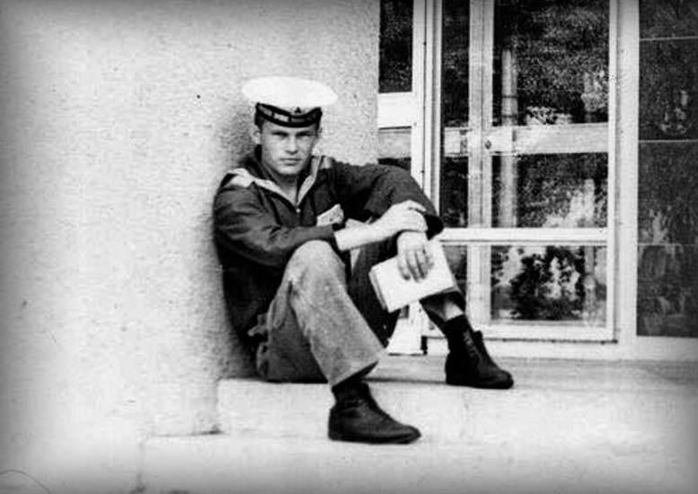 Орлов Александр Васильевич, выпускник КВВМПУ 1979 года