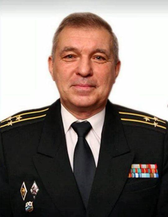 Сергей Георгиевич Нестеров