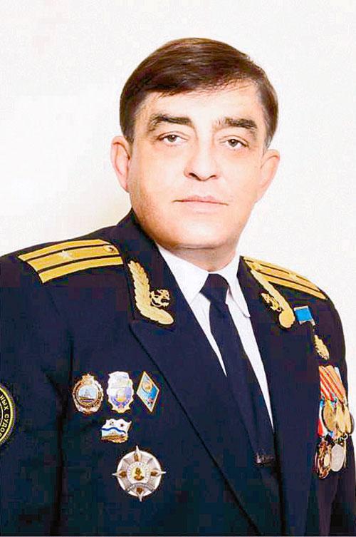 Шевченко Юрий Викторович