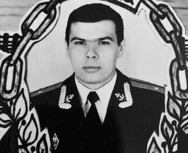 Новиков Вячеслав Анатольевич