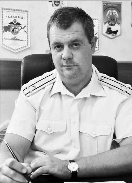 Палий Андрей Николаевич