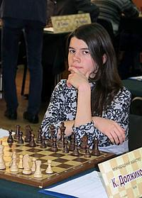 Ученица А.Коровина-Юлия Осьмак