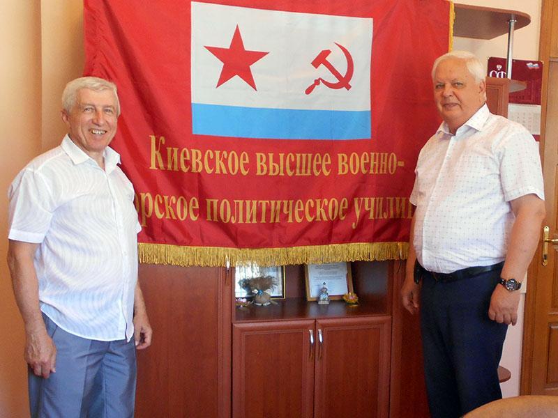 А.И.Бондаренко и Н.И. Краснолицкий