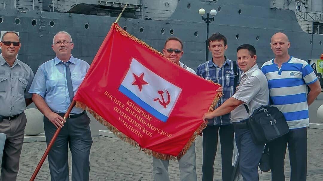Встреча выпускников КВВМПУ в городе-герое Новороссийске