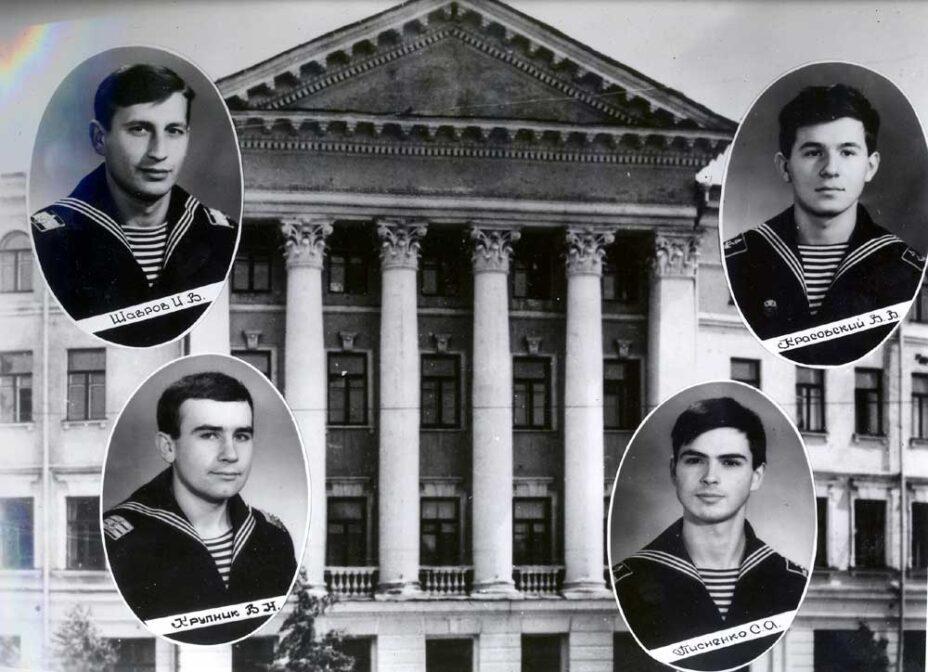 КВВМПУ 1 РОТА 1989 ГОД (412 класс)