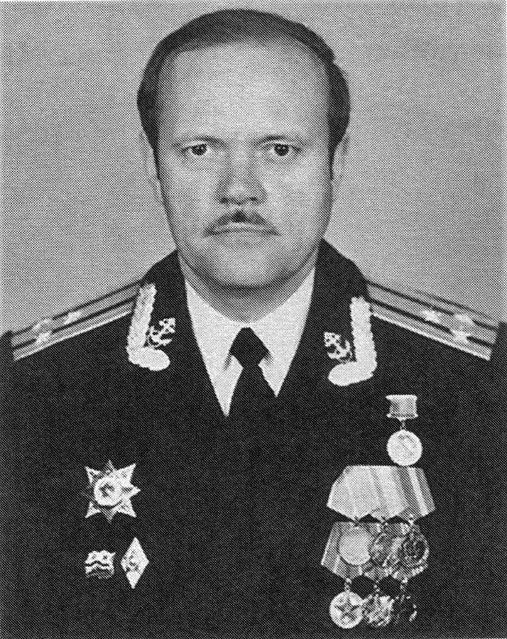 Баранюк Игорь Васильевич