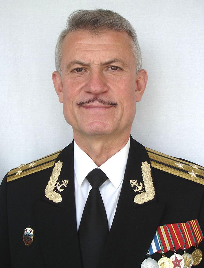 Денисенко Владимир Михайлович