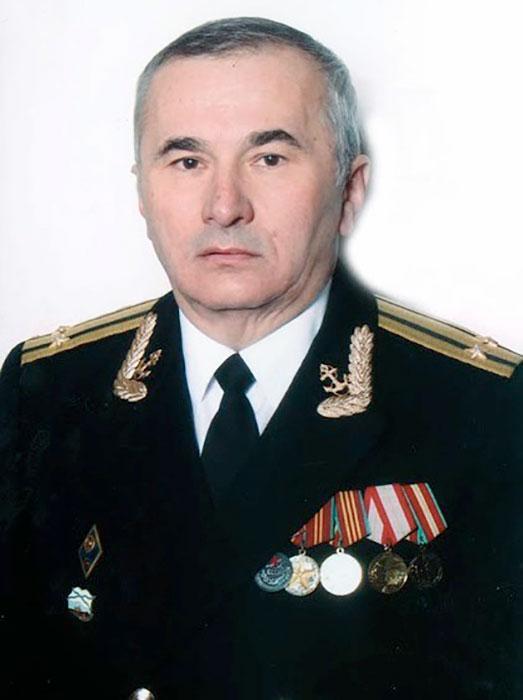 Лякин Владимир Александрович