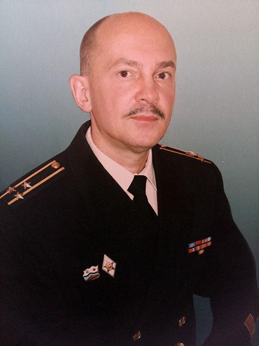 Макарычев Владимир Николаевич